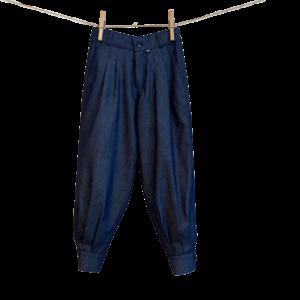 pantalon en jeans très fin enfants